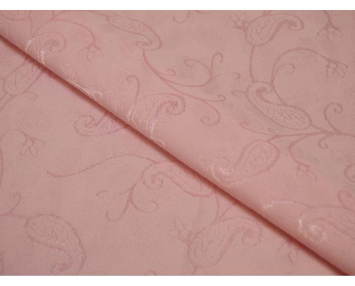 """Жаккард """"Розовый"""" ж-0034"""