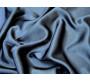 Креп-сатин темно-синий 0008