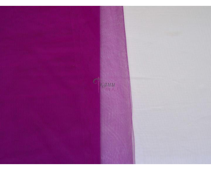 Сетка мягкая фиолетовая