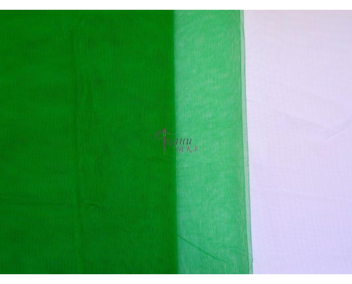 Сетка мягкая зеленая