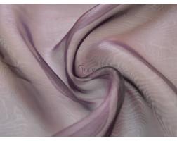Органза фиолетовая 0004