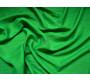 Хлопок жатый зеленый 0030