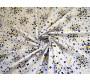 Хлопок мелкие бабочки 0029