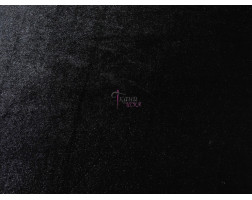 """Бархат """"Черный"""" 0015"""