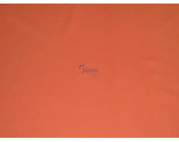 Трикотаж оранжевый 0041