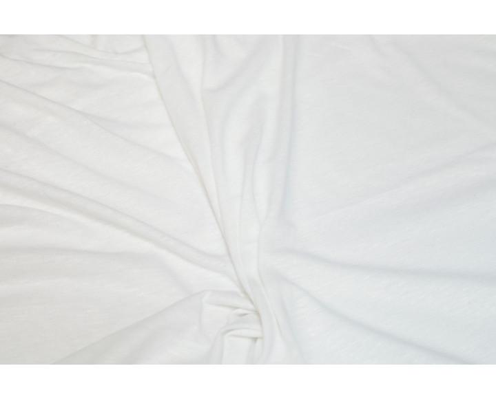 "Трикотаж однотонный ""Белый"" Д5а-00037"