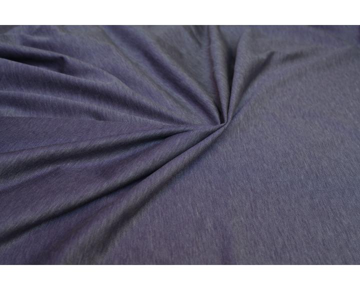 """Трикотаж однотонный """"Грязно-фиолетовый"""" Г5в-00007"""