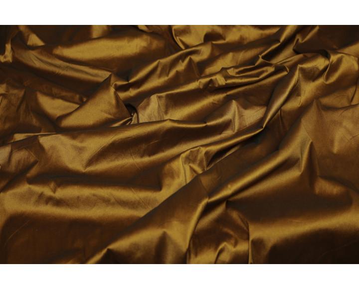 """Тафта """"Тёмное золото"""" Е3а-00010"""