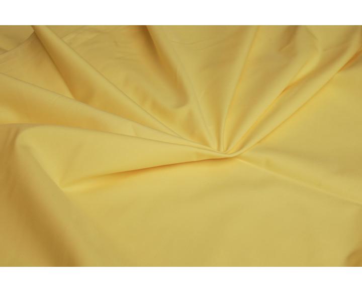 Костюмная однотонная Жёлтая В1в-00014