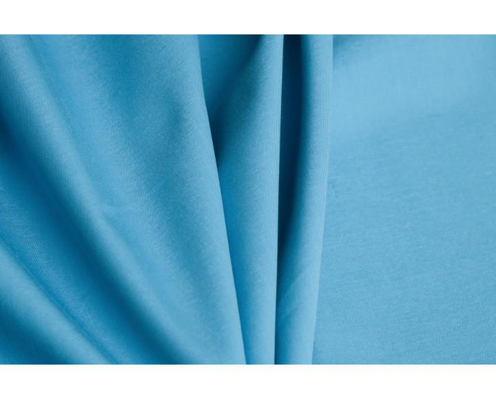 Костюмная однотонная Голубая  В1в-00020