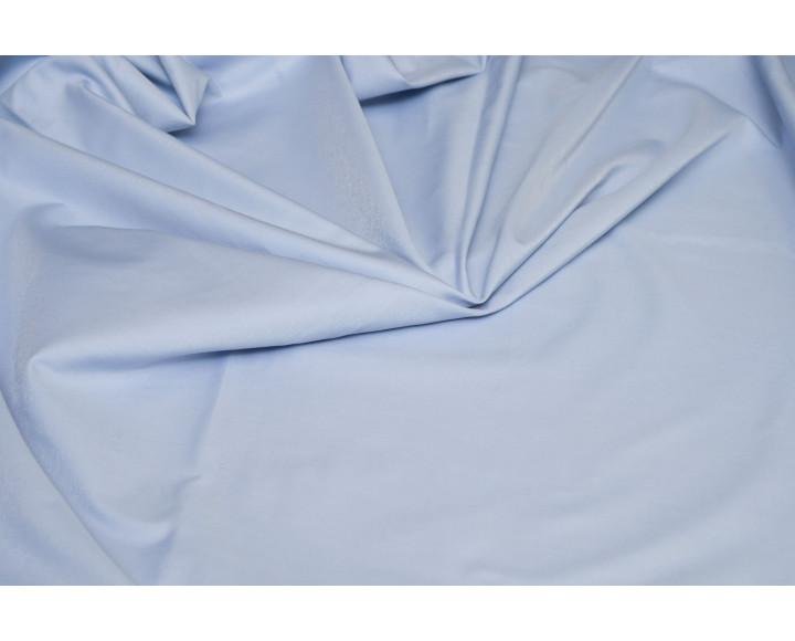 Костюмная однотонная Голубая  В1в-00015