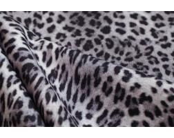 """Трикотаж набивной """"Леопардовый""""  Д1б-00016"""