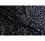 """Трикотаж набивной """"Чёрный с белым""""   Г6г-00053"""