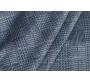 """Трикотаж набивной """"Серо-синяя клетка""""  Г6г-00001"""