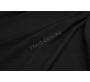 Костюмная однотонная Чёрный хлопок  Е5б-00013
