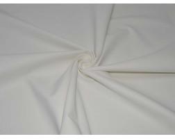 Плательная однотонная Белая 00044