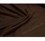 Трикотаж однотонный  Коричневый   Г6г-00064
