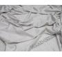 Трикотаж набивной Светло-серая полоска   Г6г-00062