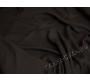 Плательная Тёмно-коричневая вискоза с шерстью