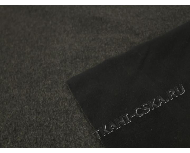 Курточная Серо-чёрная шерсть