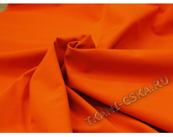 Курточная однотонная Оранжевая