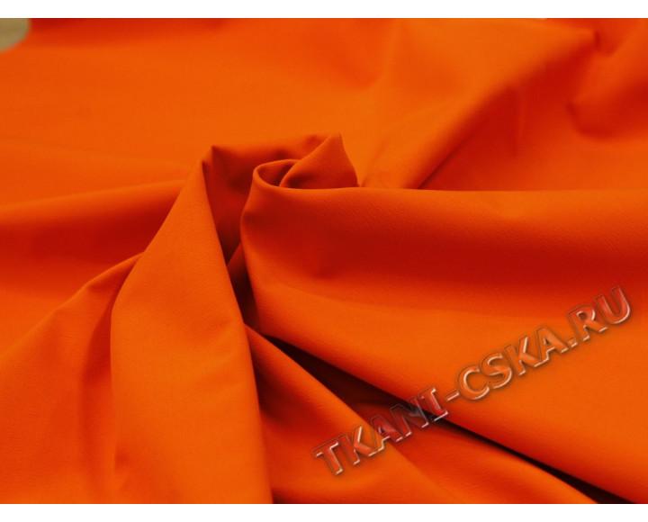 Курточная темно-оранжевая