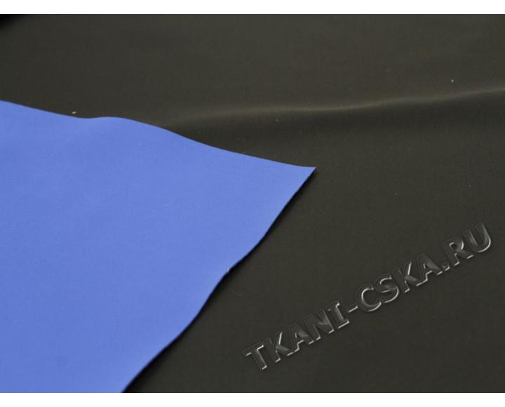 Бифлекс  матовый  Черно-синий