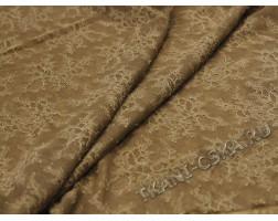 Гипюр коричневый Карина