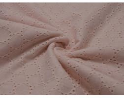Шитьё розового цвета круги