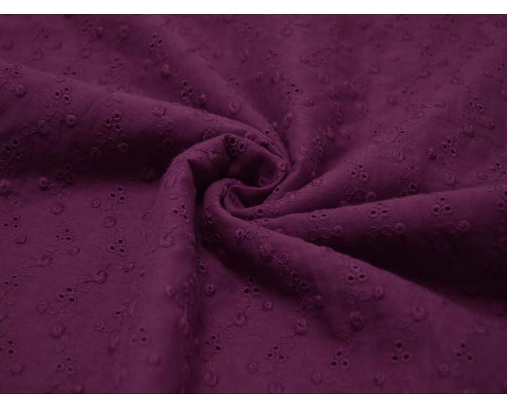 Шитьё фиолетового цвета