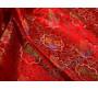 Китайский шёлк красный Кьерри
