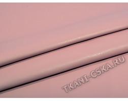 Кожзаменитель  бледно-розового цвета