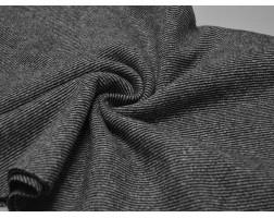 Костюмная ткань Черно-белые Полосы 00055