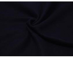Пальтовая ткань темно-синяя 00058
