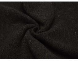 Пальтовая ткань коричневая в крапинку 00017