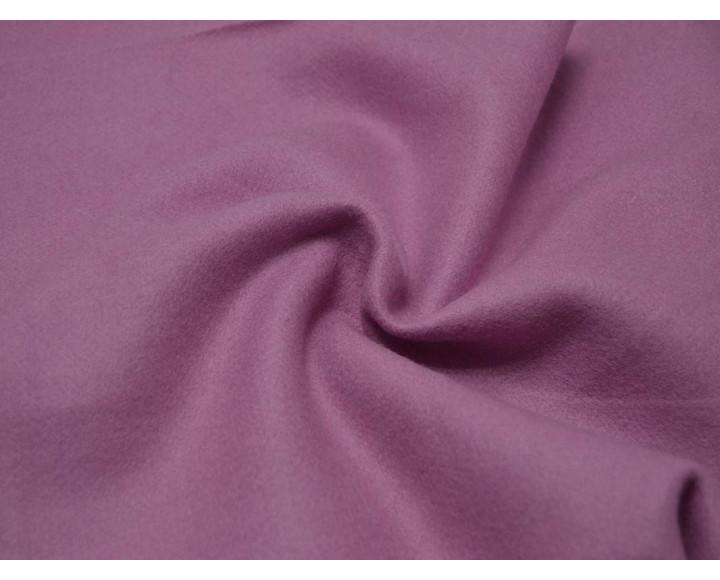 Ткань Пальтовая Розовая Полиэстер 100% 00069