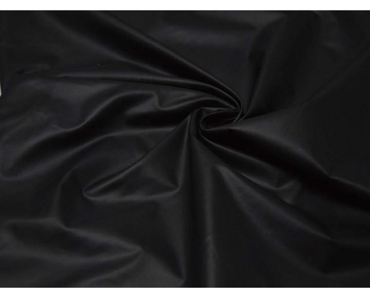 Плащевая Черная 00056