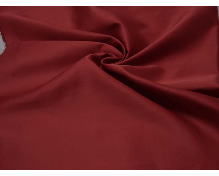 Плащевая Красно-бордовая 00043