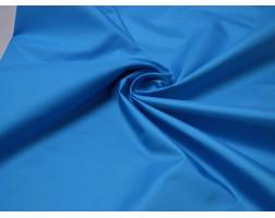Ткань Плащевая Голубая 00078