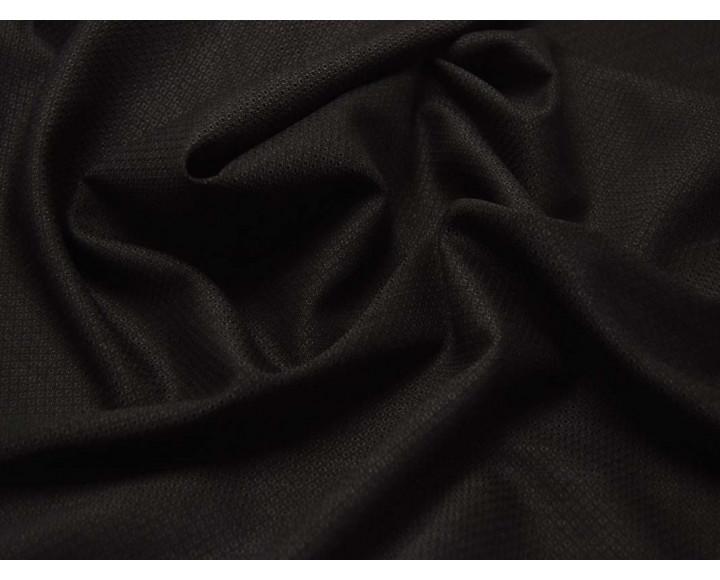 Ткань Костюмная Коричневая В Крапинку 00043