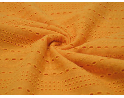 Шитьё оранжевого цвета