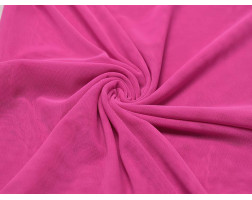 Сетка Стрейч Розовая 00128
