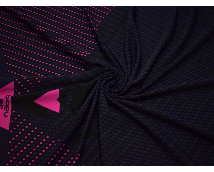 Бифлекс с геометрическим рисунком 00022
