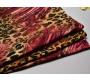 Трикотаж набивной леопард 00147