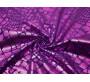 Трикотаж диско фиолетовый 0089