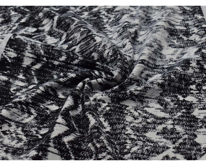 Бифлекс черно-белый 00003