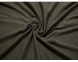 Трикотаж однотонный серый 00006