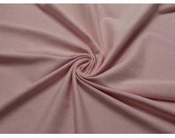 Трикотаж однотонный розовый 00053