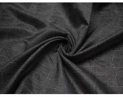 Подкладка черная с белым 00030