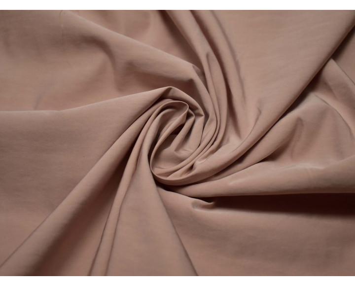 Курточная розово-коричневая полиэстер